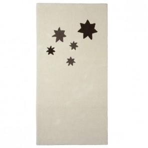 Wollteppich STARS